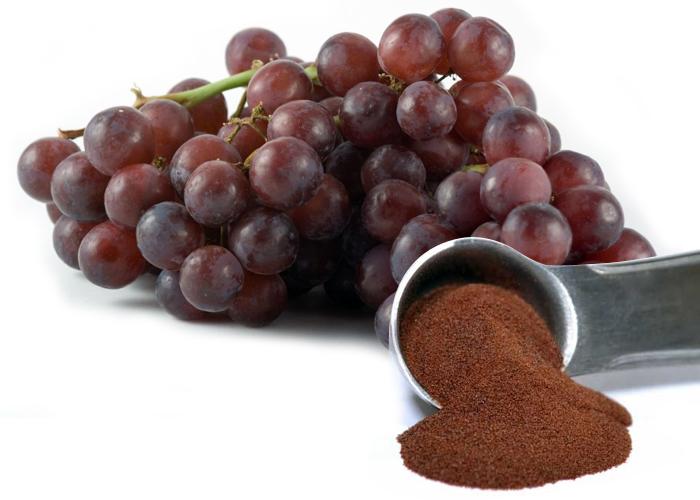 szőlőmagőrlemény