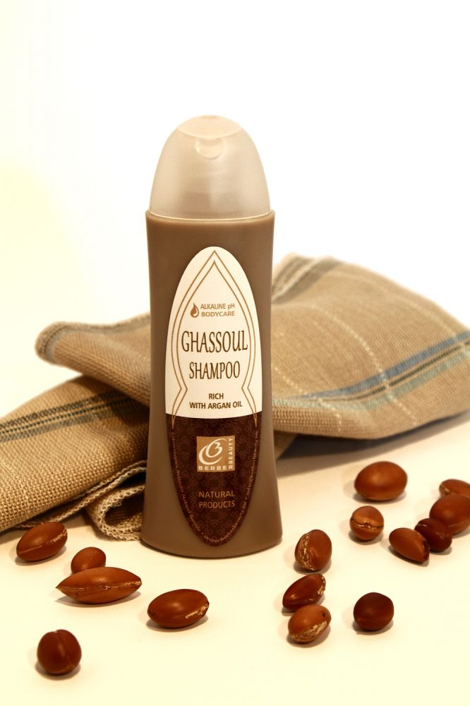Ghassoul Agyagsampon